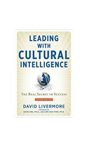 Leading with cultural intelligence David Livermore Novia