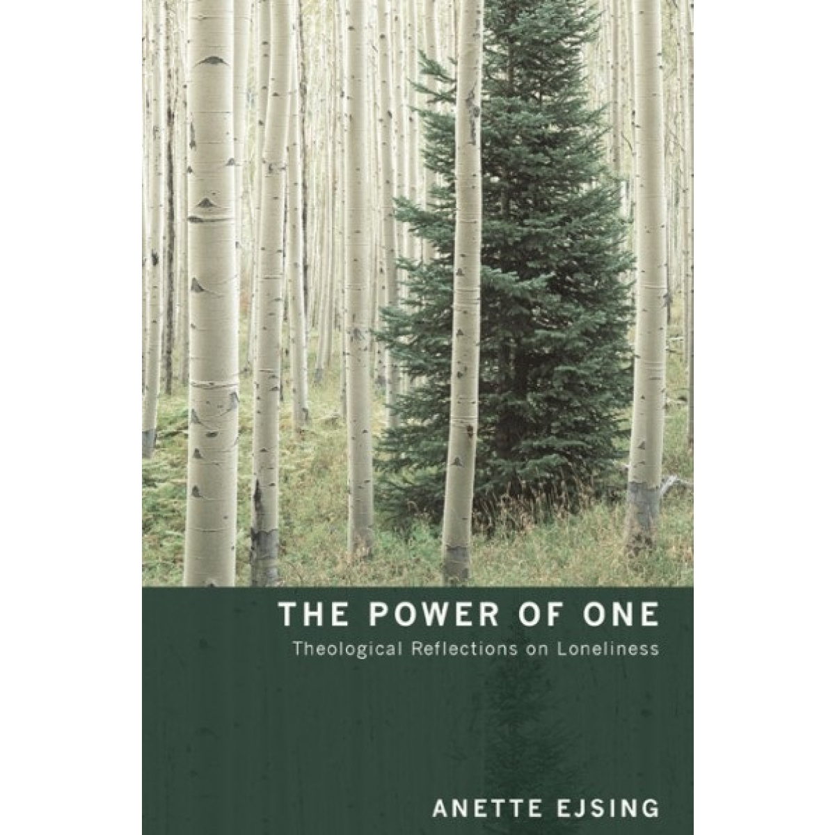 The power of one Anette Ejsing Novia
